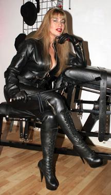 Mistress Domatella 1