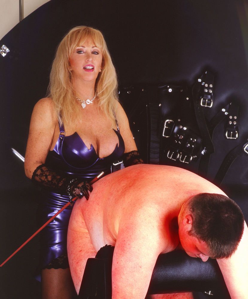 Mistress With Strap On 4