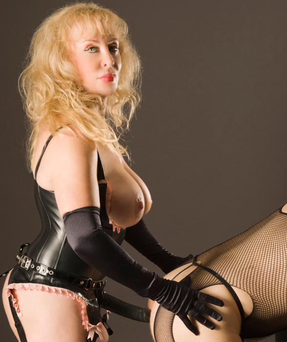 Mistress With Strap On 2