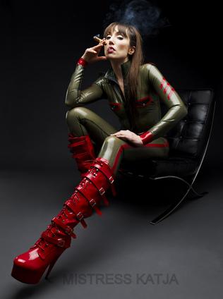 Mistress Katja - Sydney - VIP Mistresses - World Mistresses